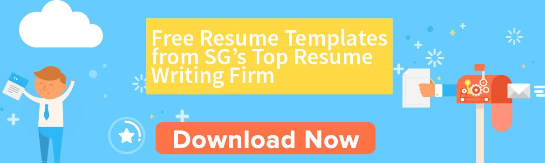 Free Resume Templates - Samples Page CTA2
